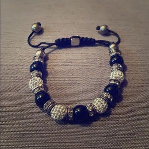 Jewelry - Crystal and quality bead bracelet